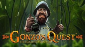 Gonzo's Quest slot tragaperras
