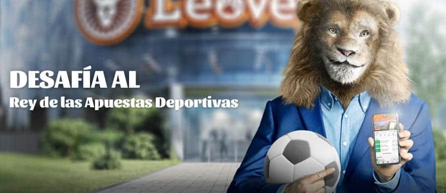 LeoVegas Apuestas Deportivas