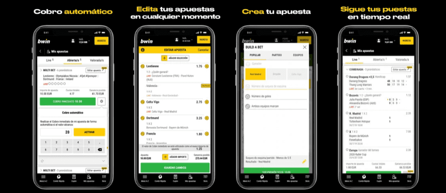 app bwin apuestas deportivas online