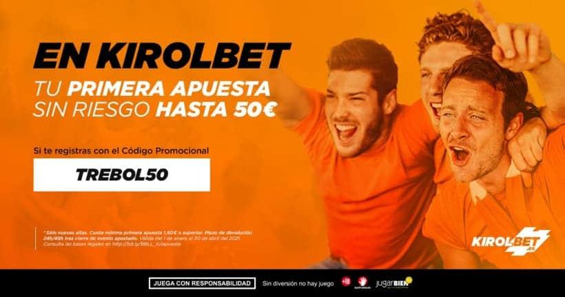 bono kirolbet apuetas deportivas - casas de apuestas online
