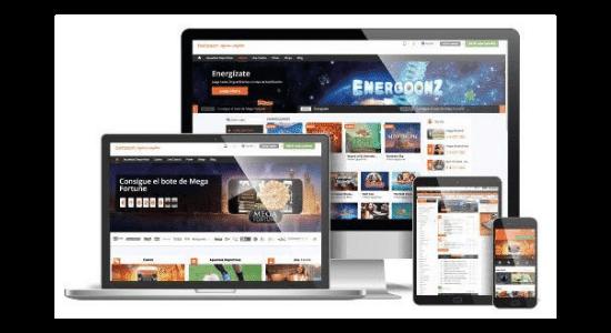portal web casino Betsson Online