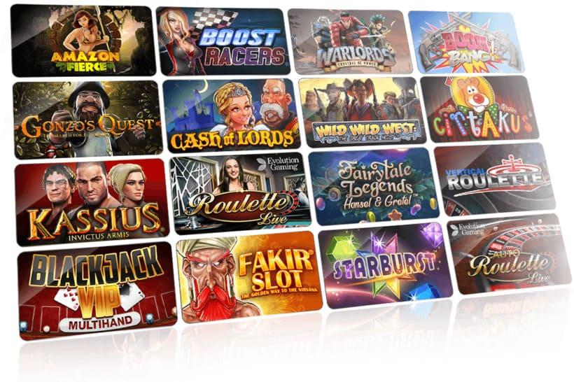 slots y tragaperras circus casino online
