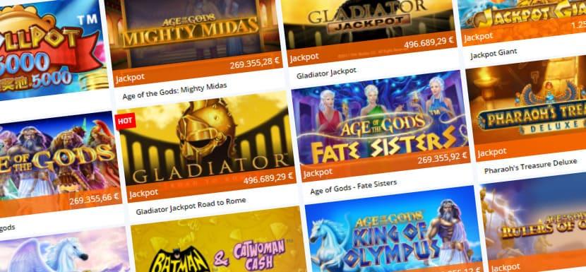 tragaperras betsson casino online - mejores slots con jackpots