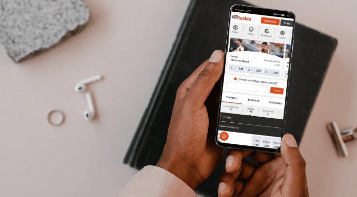 Luckia App de Apuestas iOS y Android- Descarga e instalación paso a paso