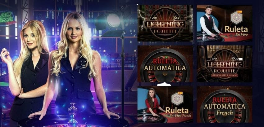 ruletas en vivo casino online genesis