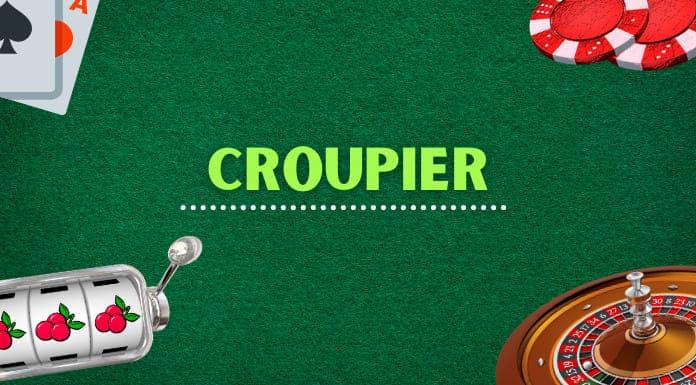Croupier en casinos