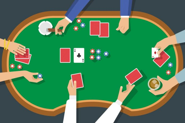 funciones de un casino dealer