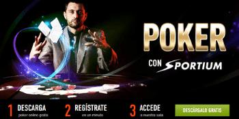 descarga sportium poker