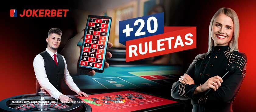 jokerbet ruletas casino