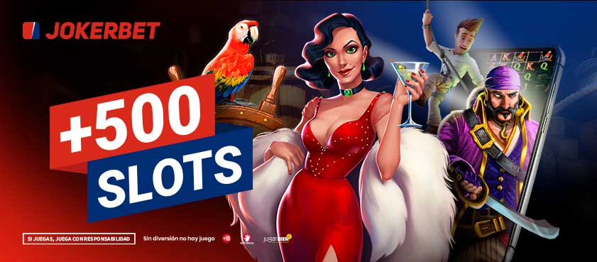jokerbet tragaperras casino