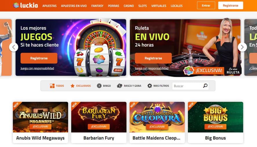 portal de casino luckia