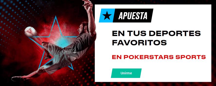 registro pokerstars sports