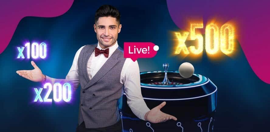 ruletas en vivo Casino Gran Madrid Online