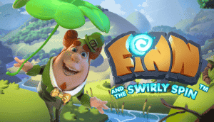 Finn & the Swirly Spin slot