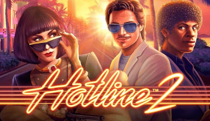 tragaperras Hotline 2 slot