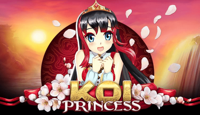 tragaperras Koi Princess slot