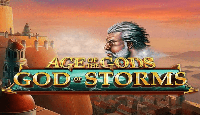 Slot God of Storms Age of the Gods tragaperras