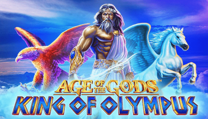 Slot King of Olympus Age of the Gods tragaperras