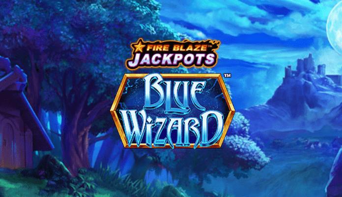 slot Blue Wizard tragaperras