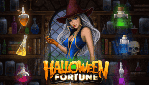slot Halloween Fortune tragaperras
