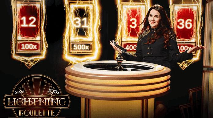 Ruleta Relampago Casinos Online