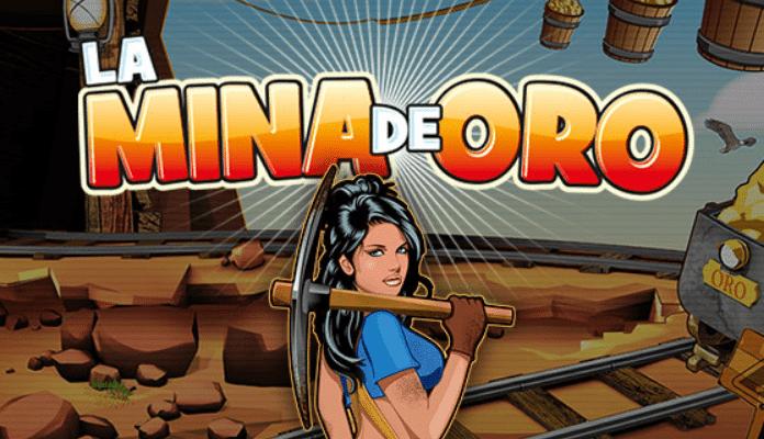 Slot La Mina de Oro tragaperras online