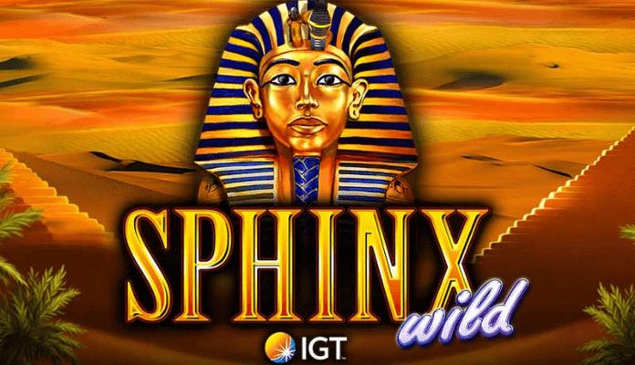 Slot Sphinx Wild tragaperras online